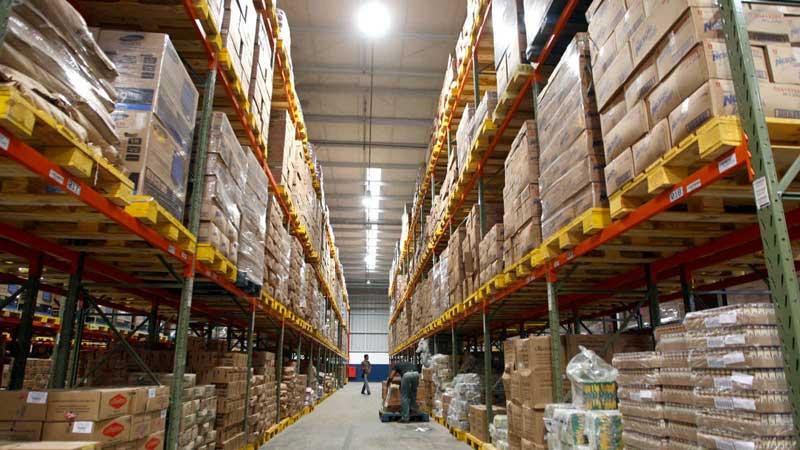 Hàng hóa được kiểm đếm kỹ càng, đảm bảo chất lượng trước khi giao cho khách hàng