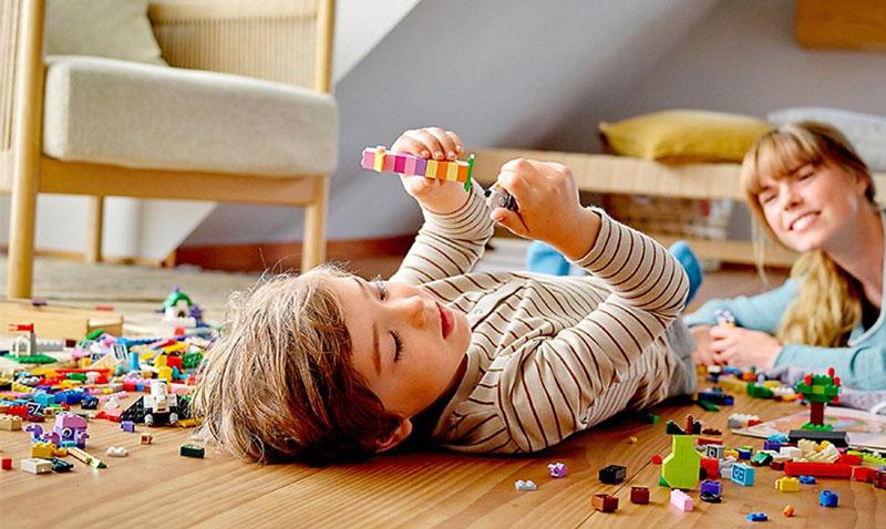 Lựa chọn mặt hàng đồ chơi trẻ em cần chú ý yếu tố an toàn