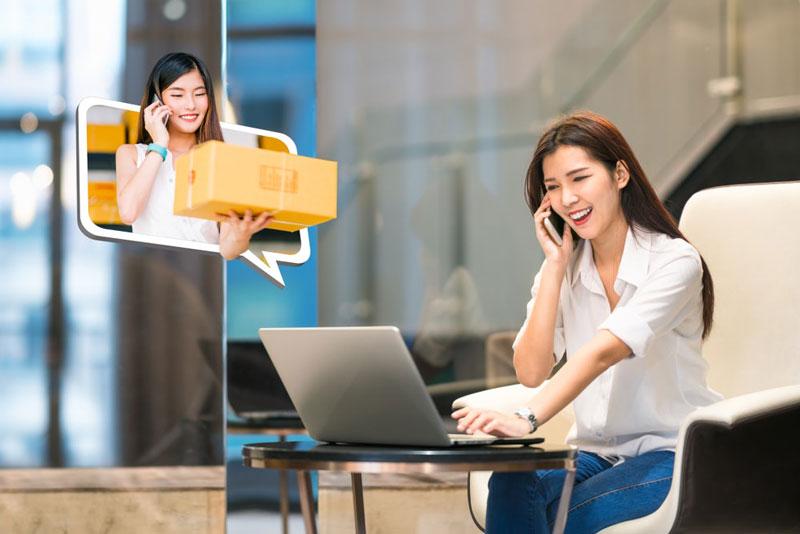 Người mua hàng trực tuyến có thời gian lựa chọn sản phẩm