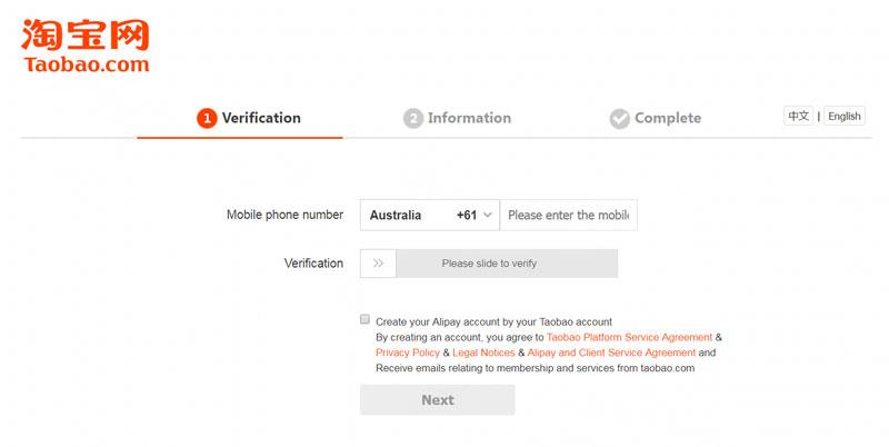 Sử dụng số điện thoại chính chủ mà bạn đang sử dụng để đăng ký
