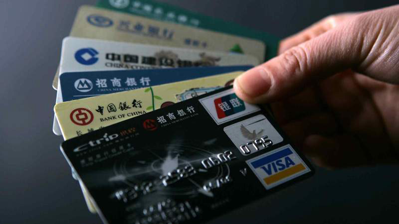 Thẻ thanh toán phải liên kết với tài khoản ngân hàng tại Trung Quốc