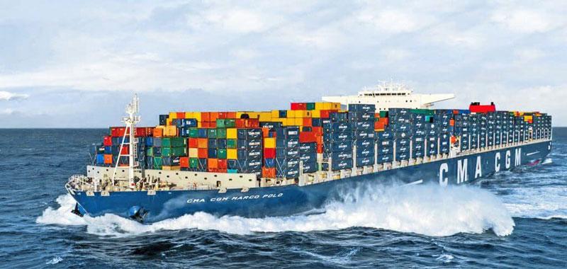 Vận chuyển hàng Trung Quốc đường biển