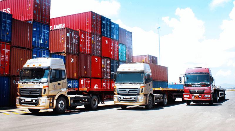 Vận chuyển hàng hóa từ Trung Quốc về Việt Nam khá khó khăn