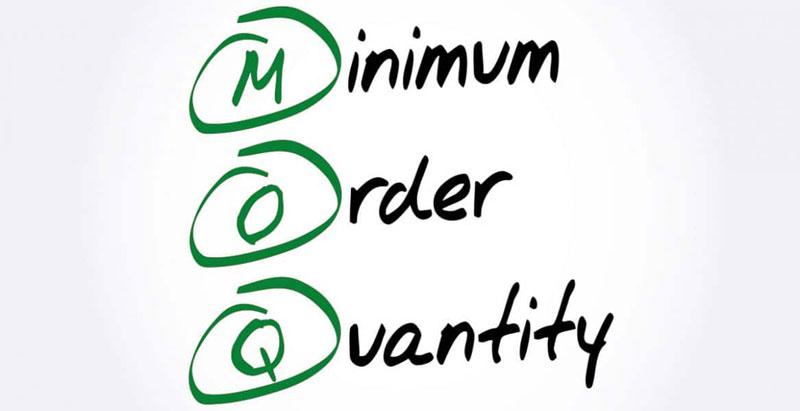 Các chủ kinh doanh cần biết rõ về MOQ khi đặt hàng