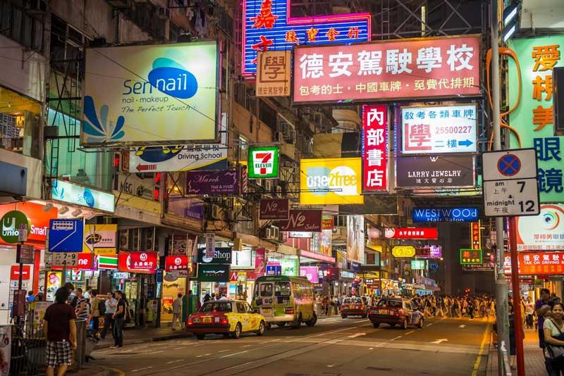 Các khu chợ đầu mối nhập hàng sầm uất tại Quảng Châu
