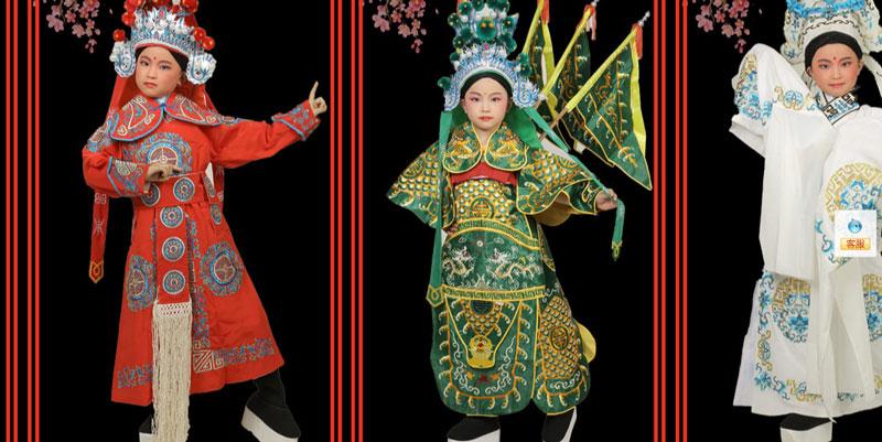 Các trang phục phù hợp cho sân khấu, diễn kịch