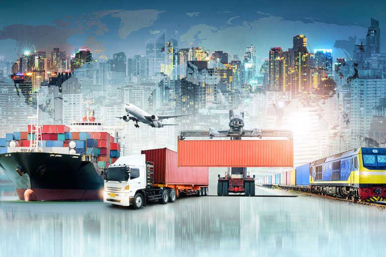 Có 3 hình thức vận chuyển: Đường bộ, đường biển và đường hàng không