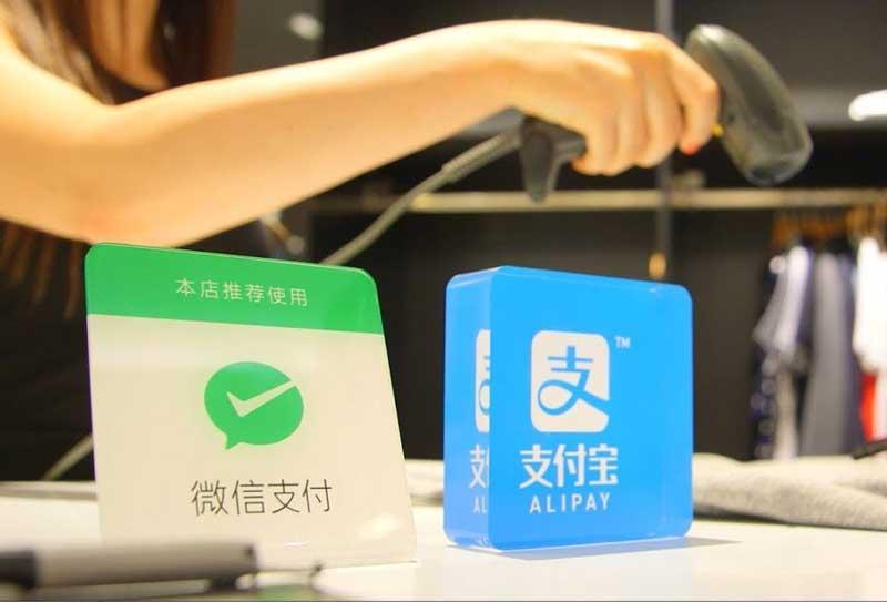 Dễ dàng thanh toán trên Wechat chỉ với vài thao tác