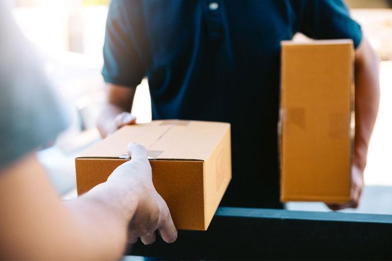 Hàng hóa tại Taobao dễ dàng được vận chuyển về Việt Nam