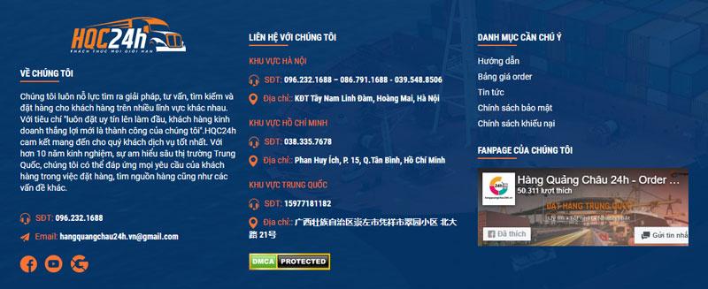 Lựa chọn Hàng Quảng Châu 24h để tối ưu chi phí nhập hàng