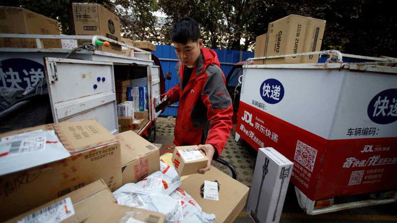 Mua hàng trên Alibaba.com có thời gian vận chuyển khá lâu