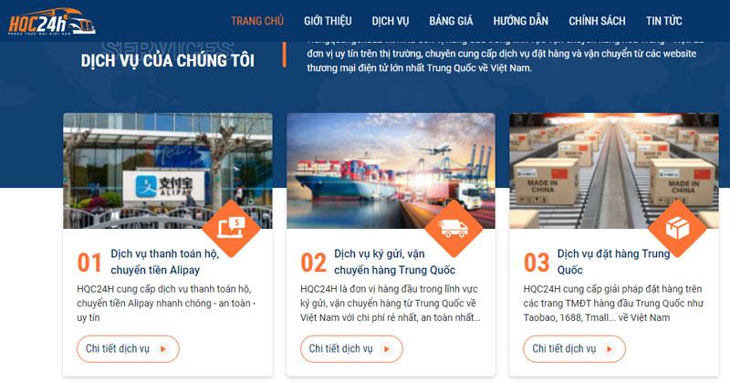 Order Taobao tại Hàng Quảng Châu 24h để nhận được nhiều ưu đãi