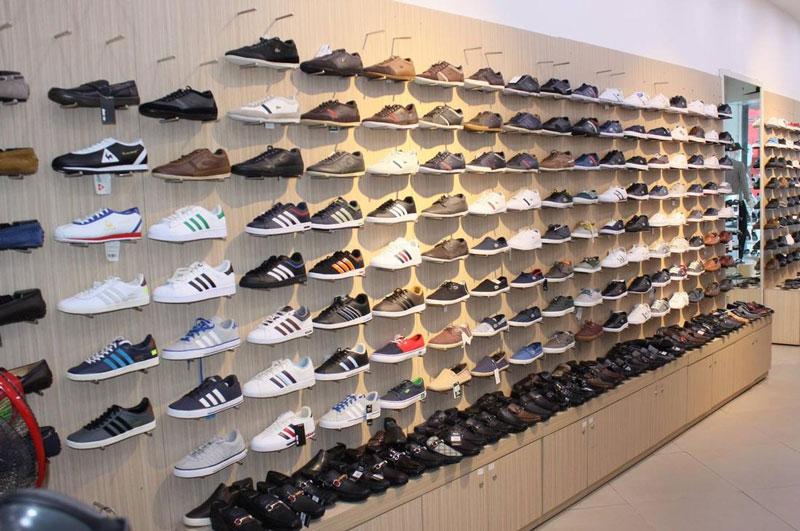 Hướng dẫn lấy sỉ giày dép Quảng Châu